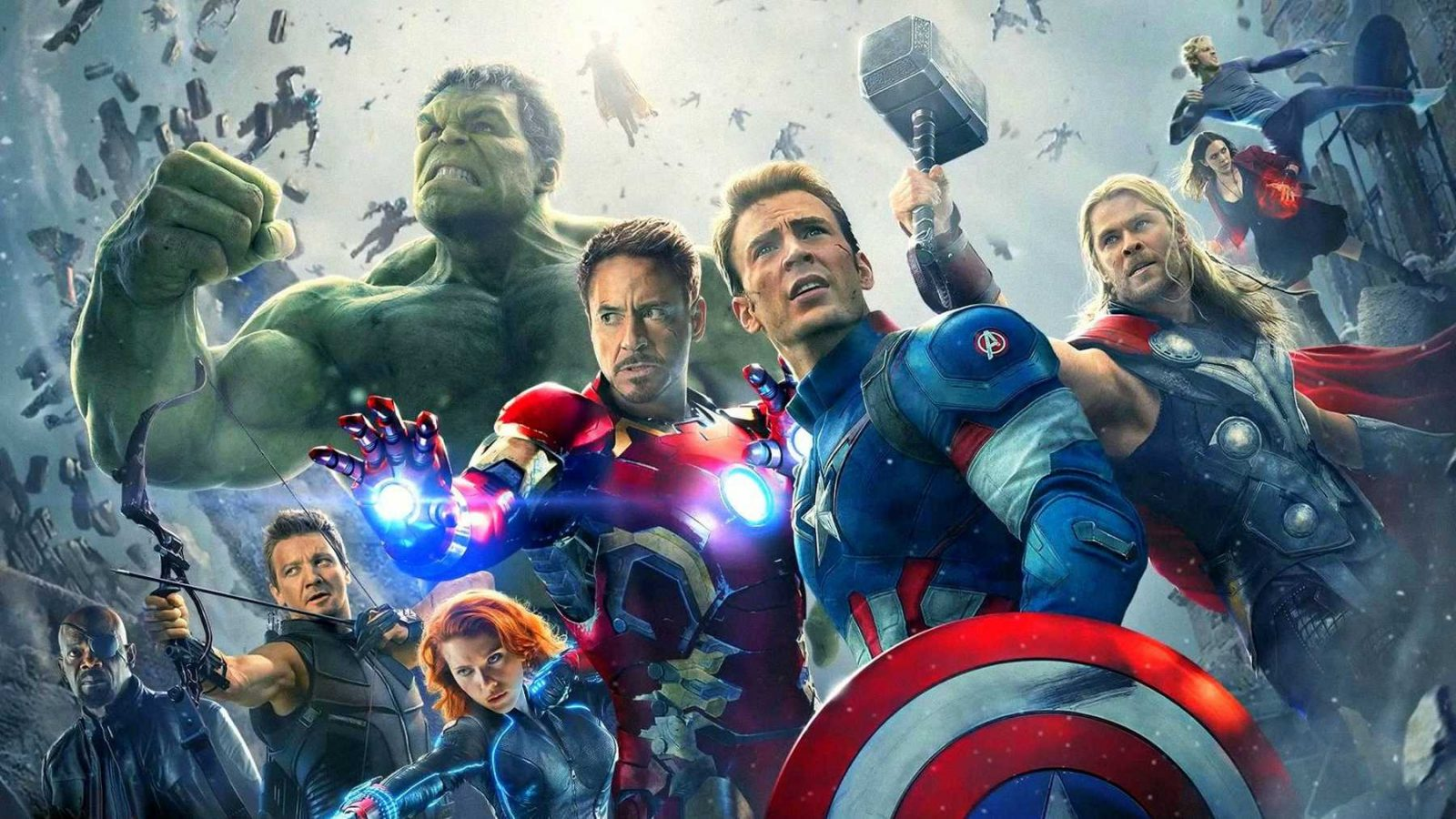 Photo of Avengers: Age of Ultron